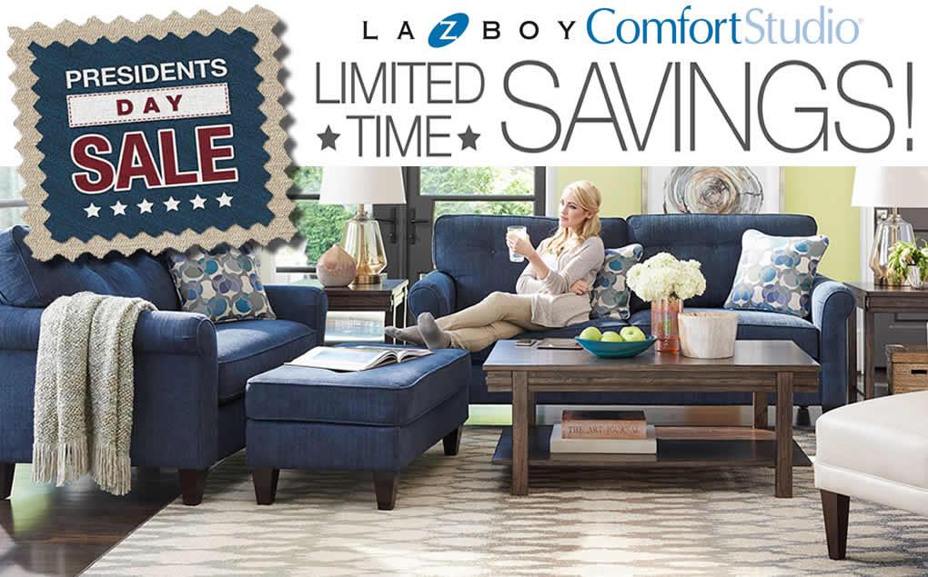 La-Z-Boy Presidents Day Sale