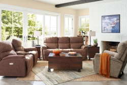 Trouper Reclining Sofa Collection