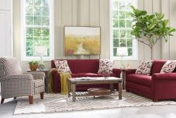 Amanda Apartment Size Sofa Collection