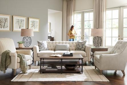 Alexandria Sofa Collection