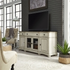 Parisian Marketplace 76 Inch TV Console