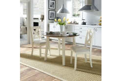 Thornton 3 Piece Drop Leaf Table Set