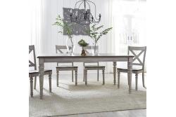 Cottage Lane 5 Piece Rectangular Table Set
