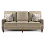 Oliver Sofa with Nails Collection